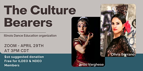 The Culture Bearers Tickets
