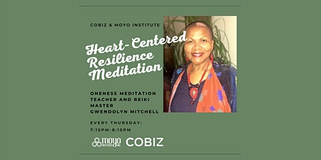 Heart-Centered Resilience Meditation tickets