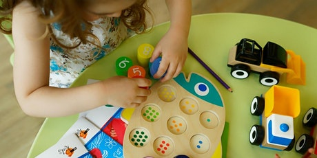 Ready, Set, Learn: Exploring Playful Numeracy tickets