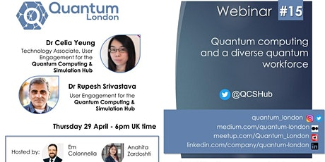 Quantum Computing and a Diverse Quantum Workforce tickets