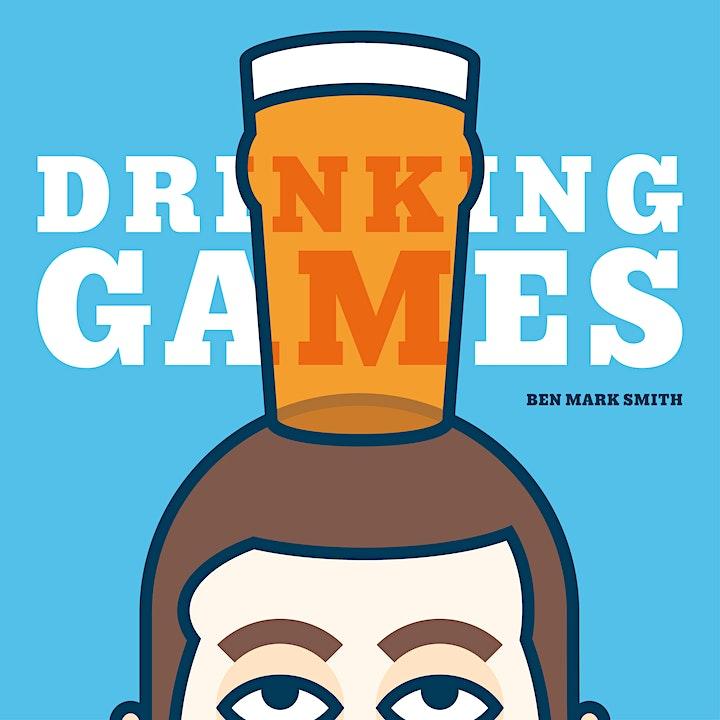 'Drinking Games' Album Launch image