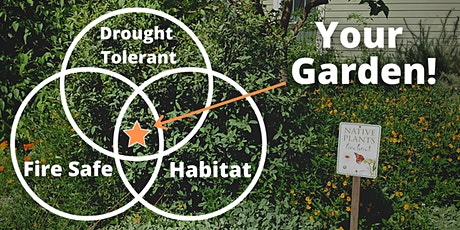 Spring Garden Conversations: Gardening for Water, Fire, and Habitat tickets