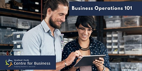 Business Operations 101 tickets