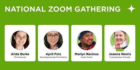 National Zoom Gathering tickets
