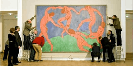 Picasso and the creation of a market for modern art: Sergei Shchukin etc. tickets