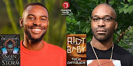 Suyi Davies Okungbowa (Son of the Storm) and Tochi Onyebuchi (Riot Baby) tickets