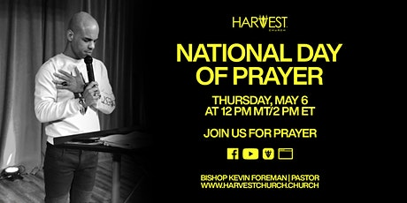 National Day of Prayer tickets
