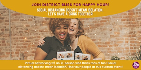 Virtual Networking Social | Networking Happy Hour tickets