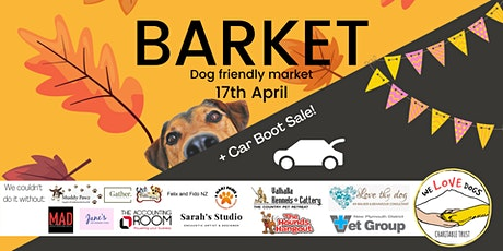 Barket - Dog Friendly Market tickets
