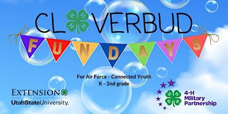 Utah Air Force Cloverbud Fun Days tickets