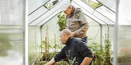 LI SAGE Mingle: National Gardening Day tickets
