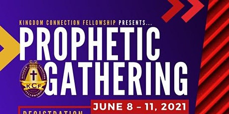 Prophetic Gathering 2021 tickets