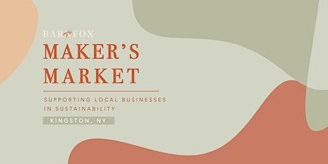 Sustainability Maker's Market tickets