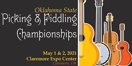 Oklahoma State Pickers & Fiddlers Championship tickets