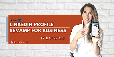 LinkedIn Profile Revamp for Business tickets