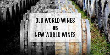 Complimentary Wine Tasting: Wines from New vs. Old World tickets