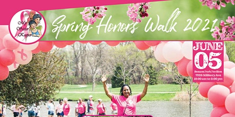 Spring Honors Walk tickets
