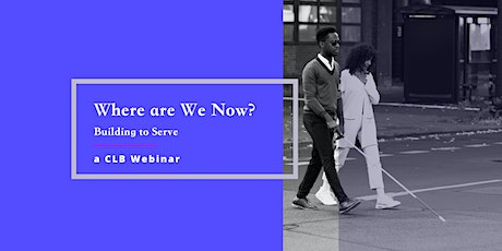 Where are We Now: CLB Forum tickets
