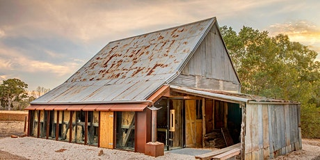 Changing Faces of Paech's Fachwerk Barn on Beerenberg Property, Hahndorf tickets