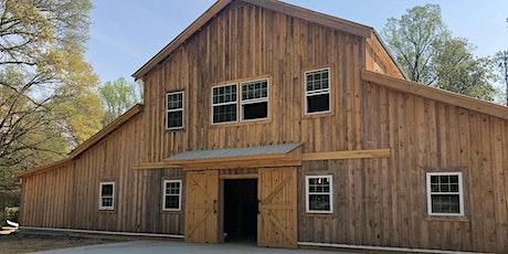 Twin Oaks Barn Open House tickets