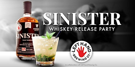 Sinister Whiskey Release Party tickets