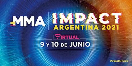 MMA Impact  Argentina 2021 entradas