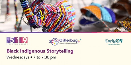 Black Indigenous Storytelling tickets
