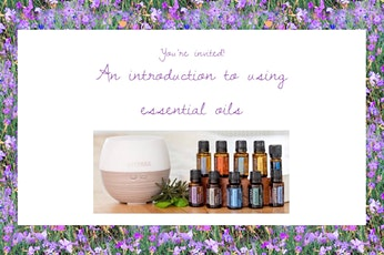 An intro-using essential oils to support physical and emotional health tickets