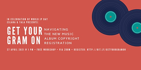 ESLABA & TALA Music Remote CLE Webinar tickets