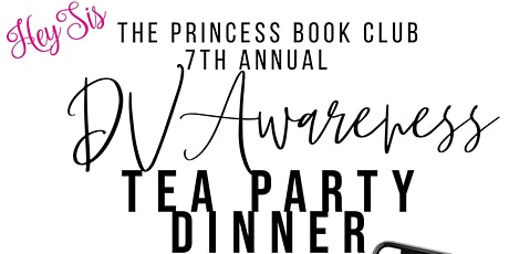 Tea Party for DV 2021 tickets