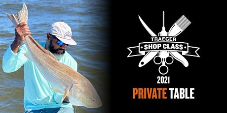 Surf & Turf Feat. Venison Backstrap & Seared Scallops w/ Capt Mike Goodwine tickets