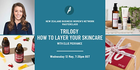 Masterclass: How to layer your skincare tickets