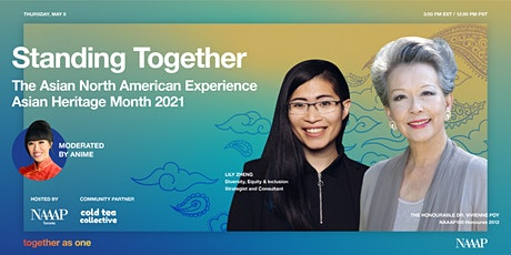 Stand Together: The Asian North American Experience tickets