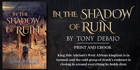Virtual Book Launch - In The Shadow of Ruin tickets