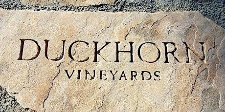 Duckhorn Vineyards Wine Dinner tickets
