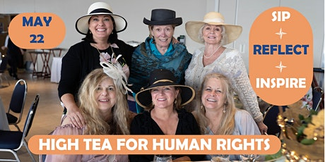 High Tea for Human Rights 2021 tickets