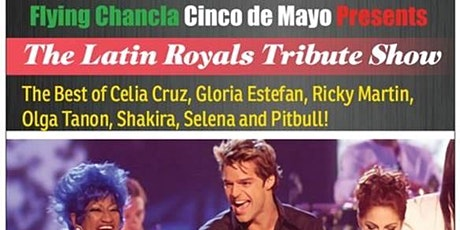 "Flying Chancla presents ""Latino Royals Tribute Show"" tickets"