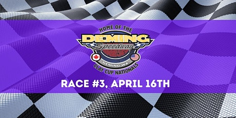 Deming Speedway Race #3  April 16th tickets