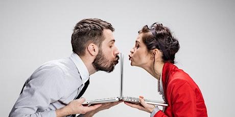Las Vegas Virtual Speed Dating   Fancy a Go?   Saturday Night Singles Event tickets