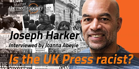 The Media Society SPECIAL EVENT: With Joseph Harker Postponed from 21 April tickets