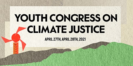 Youth Congress on Climate Justice tickets