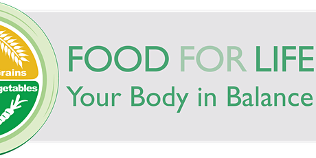 Food For Life - Your Body In Balance Women's Health Virtual Cooking Class tickets