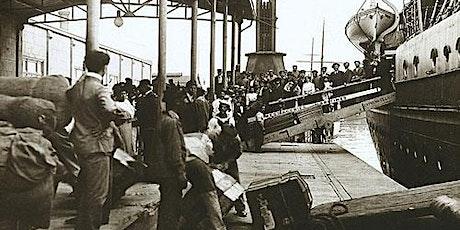 Inmigración y Cultura - LA BOCA entradas