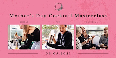 Botanikos' Mother's Day Cocktail Masterclass tickets