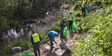 SB Clean Creeks  TEAM 222 Cleanup  Guadalupe River at Mclellan Ave. tickets