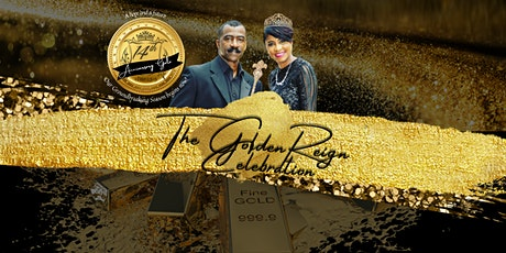TKHC 14th Church Anniversary Gala - The Golden Reign Celebration tickets