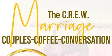 Couples, Coffee & Conversation tickets