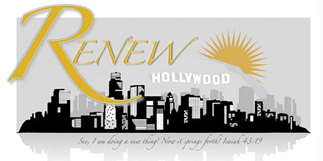 "National Day of Prayer - ""RENEW HOLLYWOOD"" Event tickets"