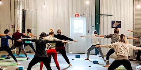 Yoga & Cider - Summer Series tickets