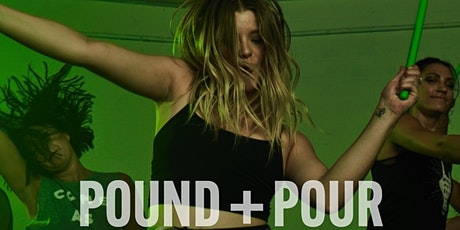 Pound® +  Pour at Hangar 24 Brewery tickets